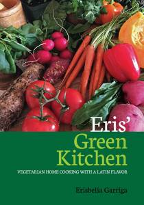 Eris green kitchen